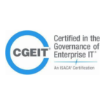 Certified In The Governance of Enterprise IT (ISACA)